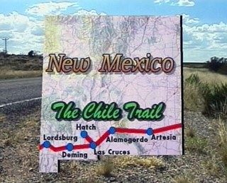 New Mexico's Chile Trail